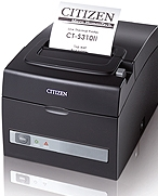 CITIZEN CT-S310II Thermobondrucker USB/RS232